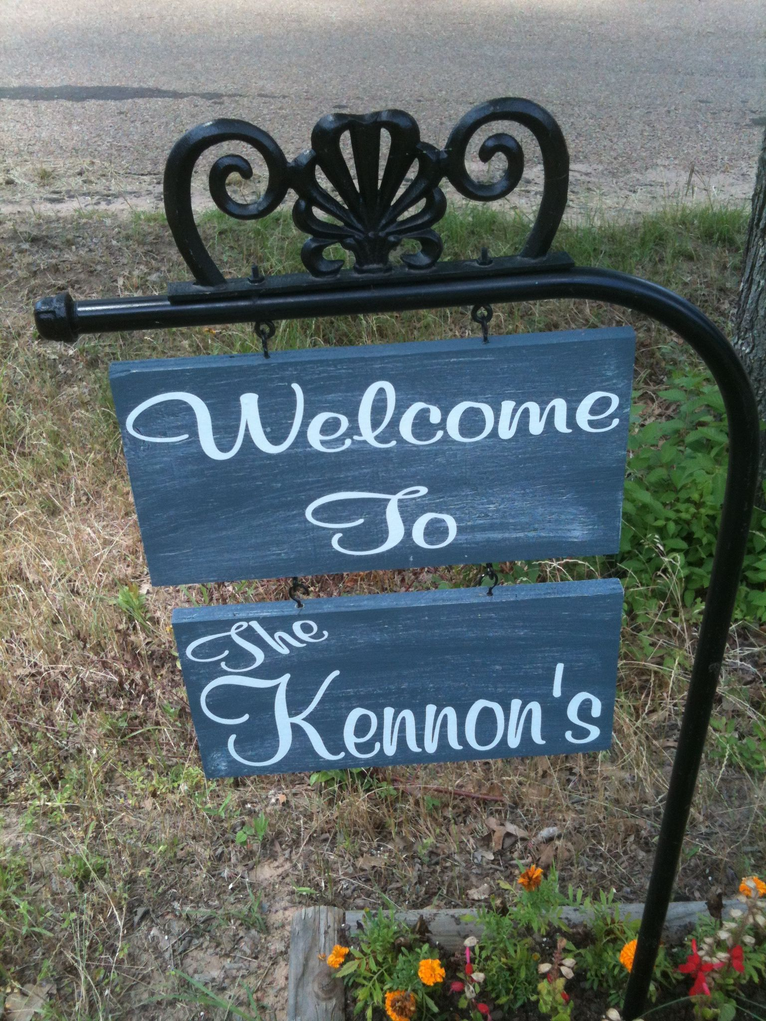 Personalized Yard Signs 35 Sign