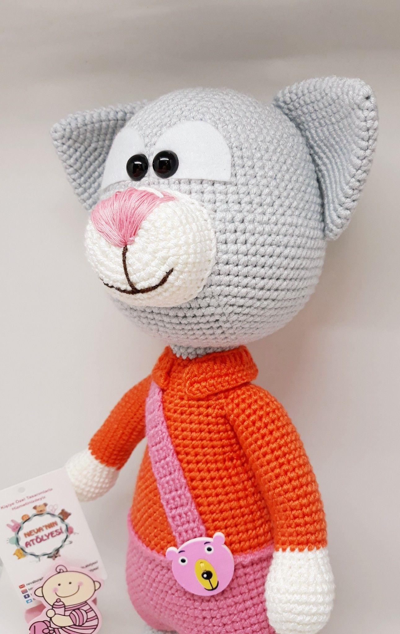 Amigurumi El İşi Oyuncakları   Gatos de crochê, Bichinhos de ...   2048x1291