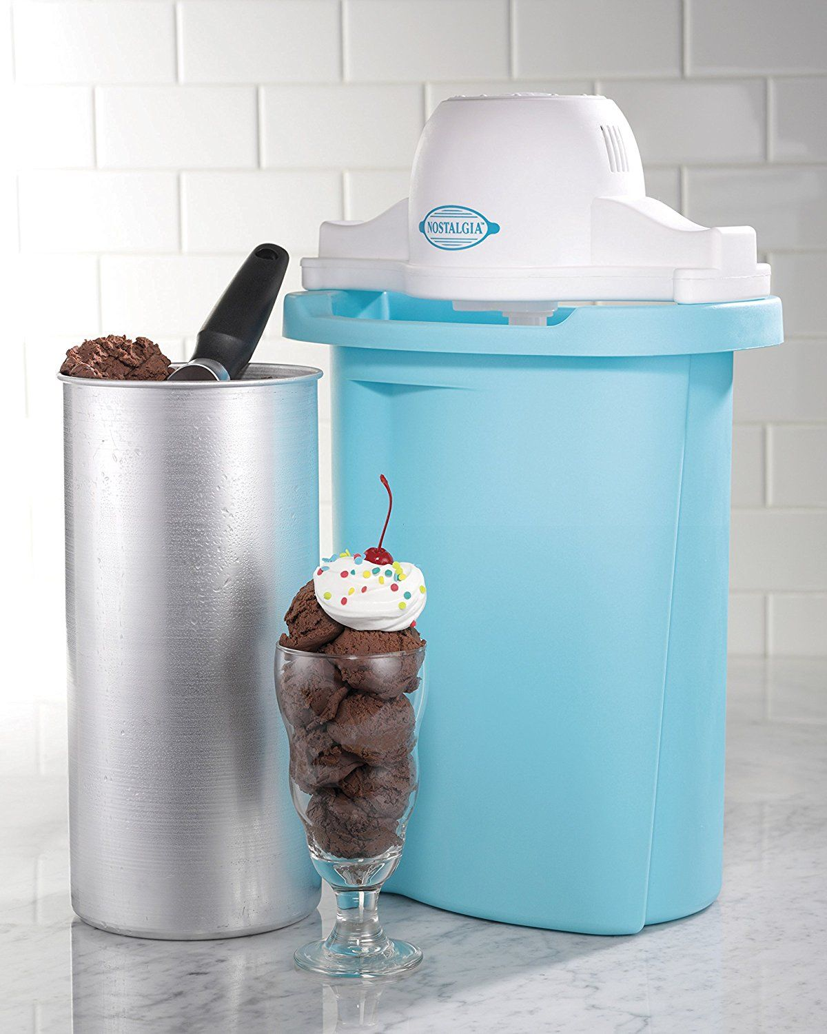 Rival Frozen Delights 4 Quart Ice Cream Maker BLACK * Click image ...