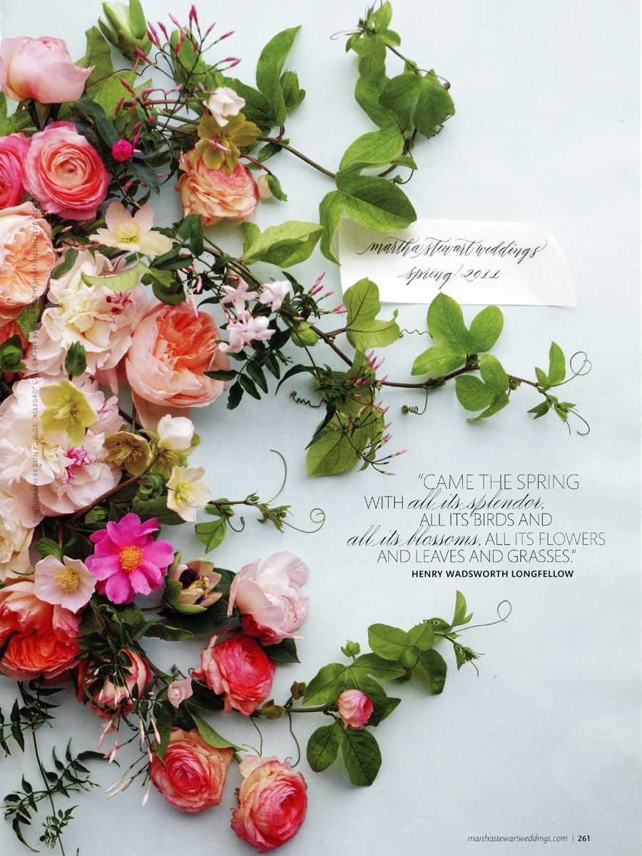 A Pretty Bunch Horticulture Pinterest Floral Invitation