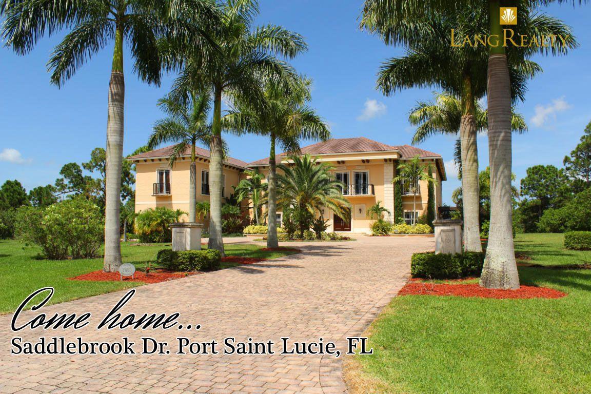 Saddlebrook Dr. | Port St. Lucie