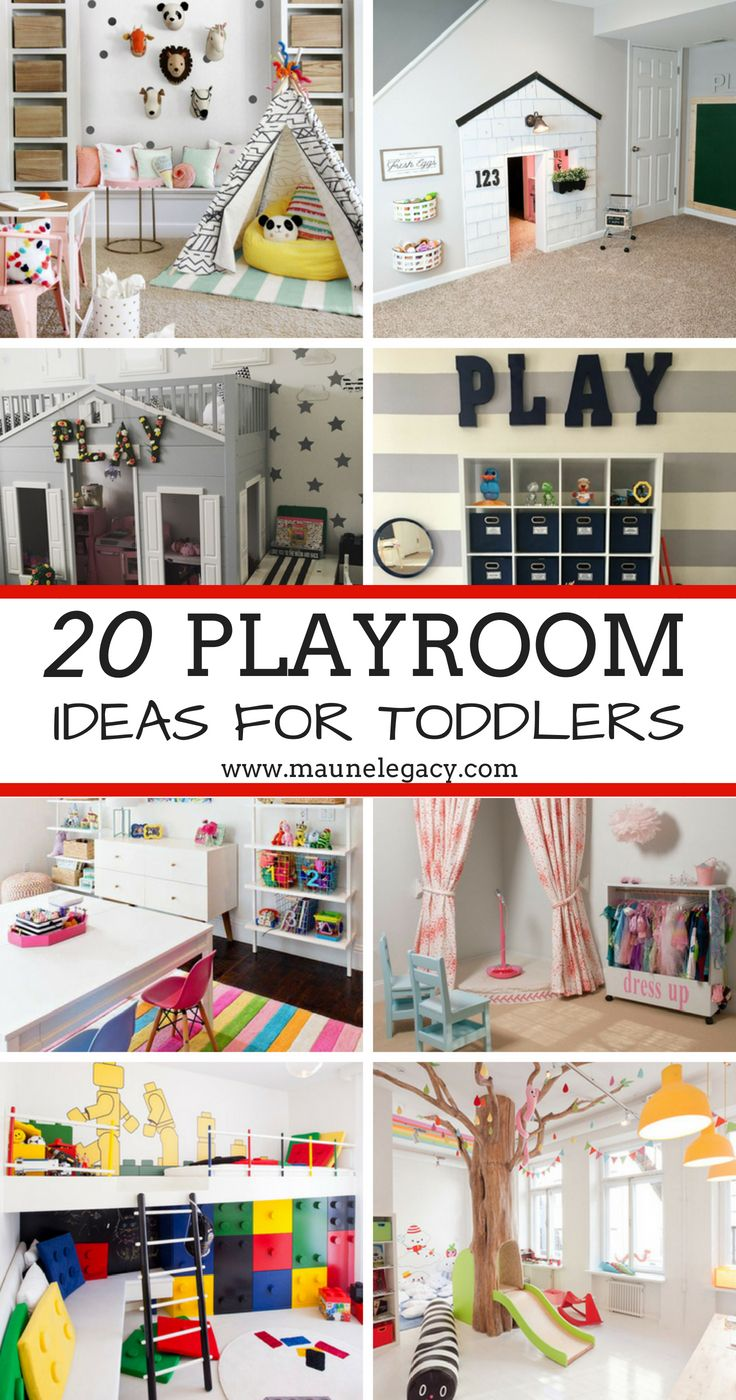 Playroom Ideas for Toddlers | Home Design & Lifestyle | Jennifer Maune