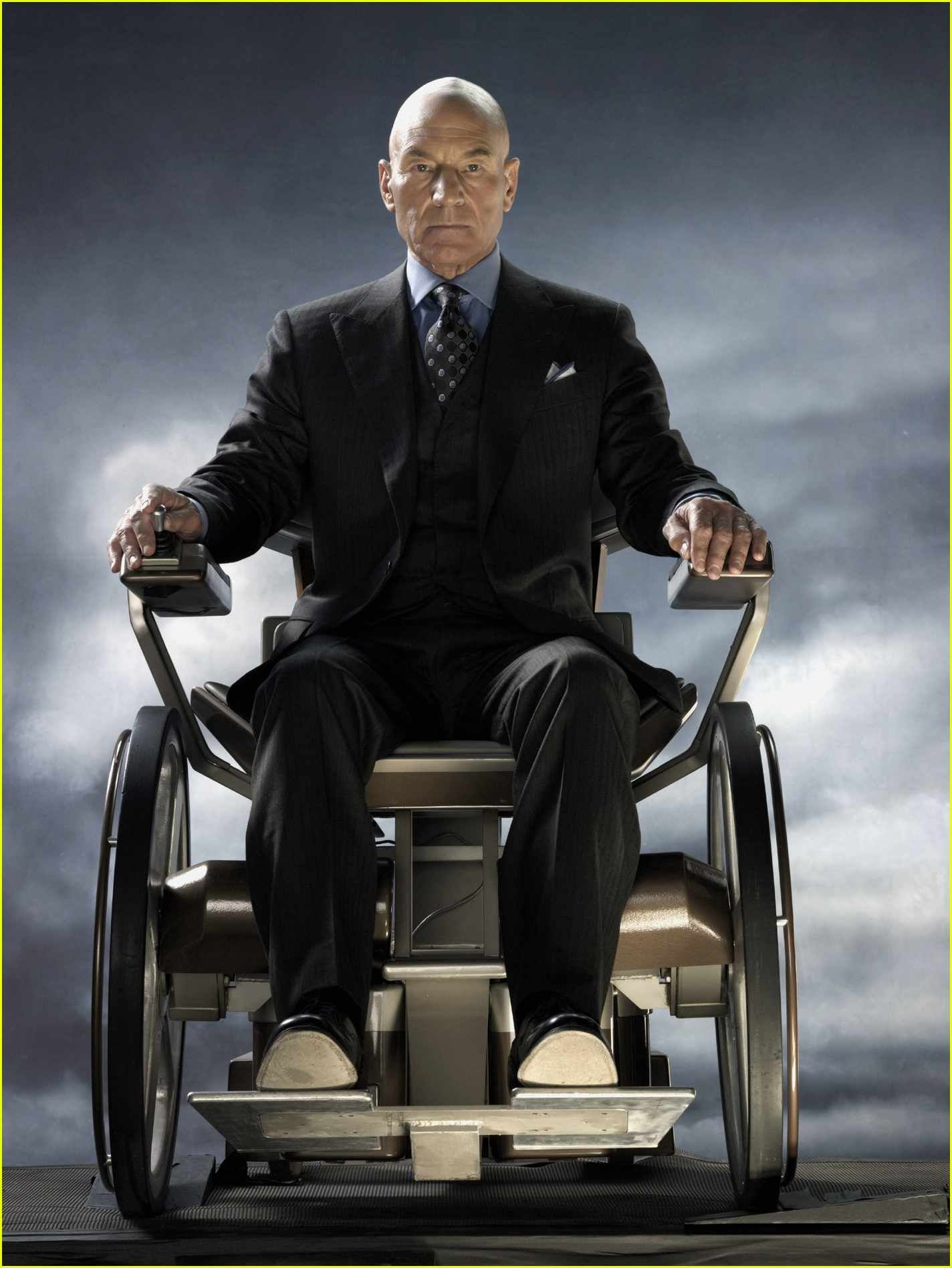 Bryan Singer Talks The Return Of Professor X In X Men Days Of Future Past Professor Xavier Professor X X Men