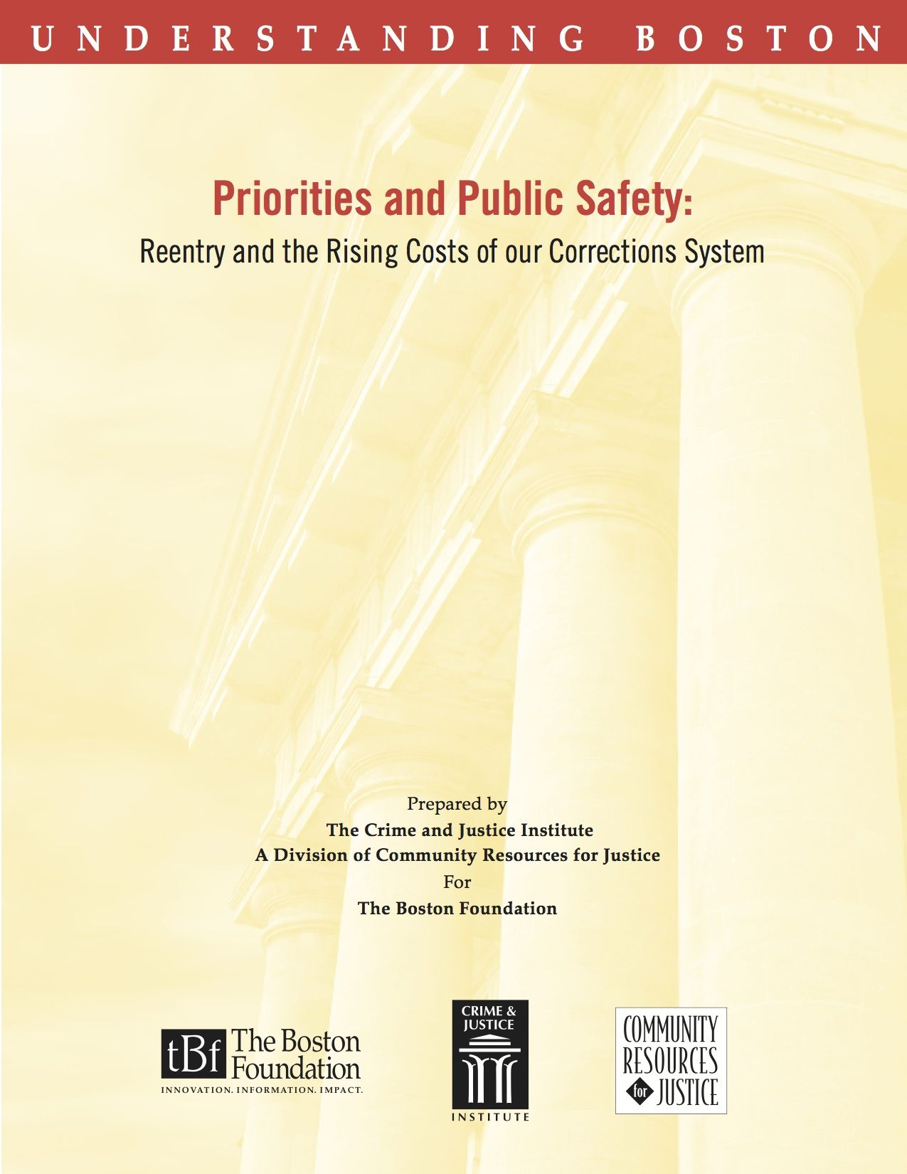 Priorities And Public Safety Reentry And The Rising