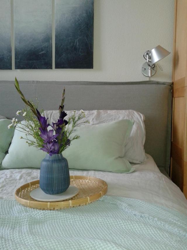 Farben im Schlafzimmer \u2022 Bilder  Ideen
