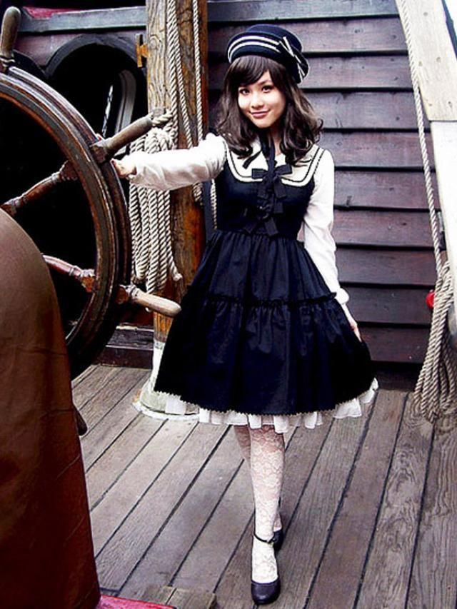 La subcultura y moda de las lolitas japonesas