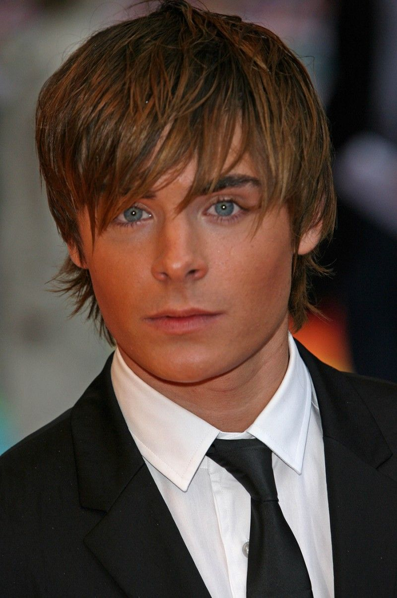 zac efron long hair related keywords & suggestions - zac