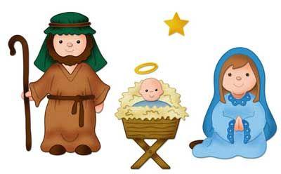 mary and joseph clipart google search symbols of christmas rh pinterest com mary joseph and baby jesus clipart jesus mary and joseph clipart