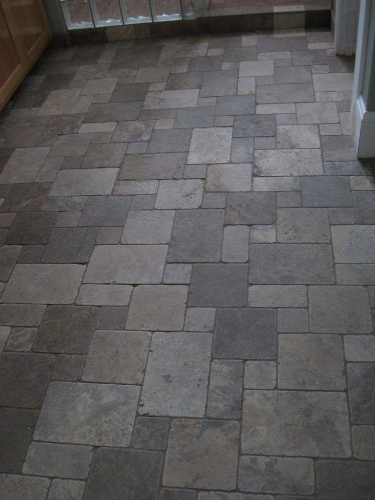 Small Tiles Kitchen Floor Httpradiofreeionnet Pinterest - Best adhesive for ceramic floor tiles