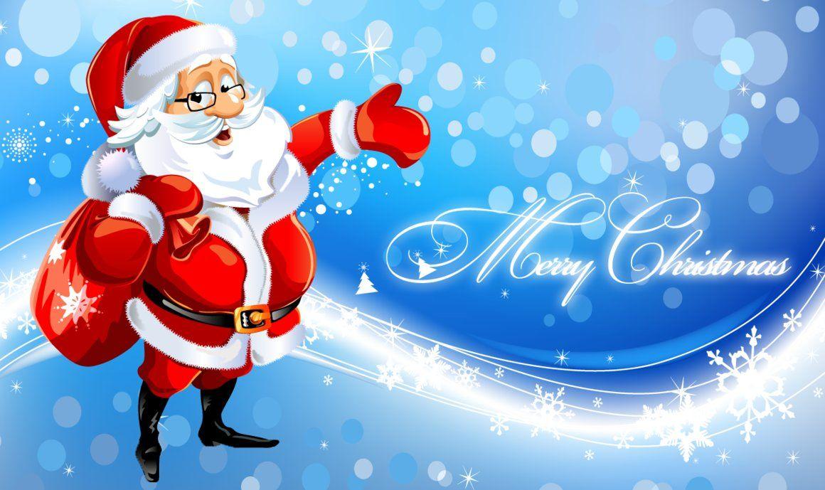 3d Santa Claus Wallpaper Widescreen In 2020 Merry Christmas Wallpaper Santa Claus Wallpaper Wallpaper Iphone Christmas