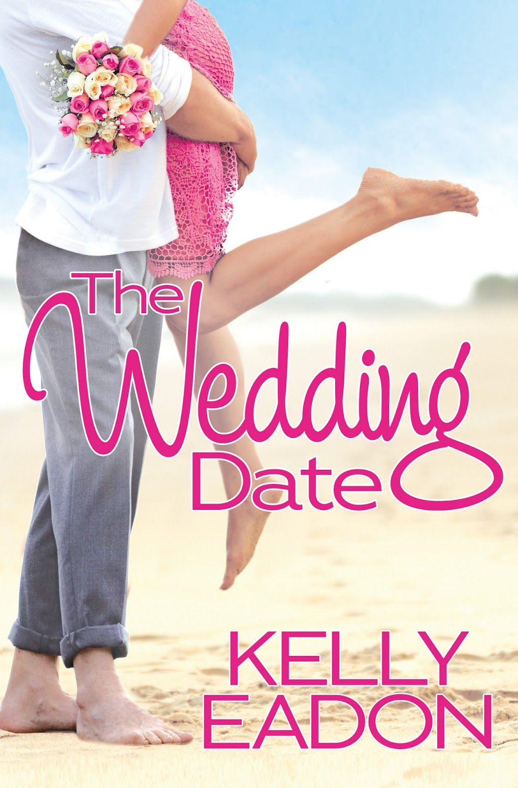 Release Day The Wedding Date by Kelly Eadon The wedding