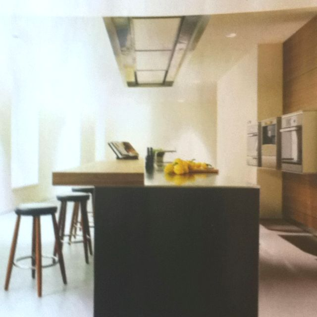 Ilot central bulthaup cuisine Pinterest Interiors and Kitchens