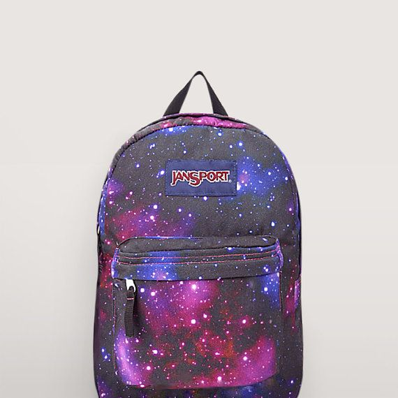 JanSport Galaxy Backpack Everyday Backpack by NosFashionGraphic ...