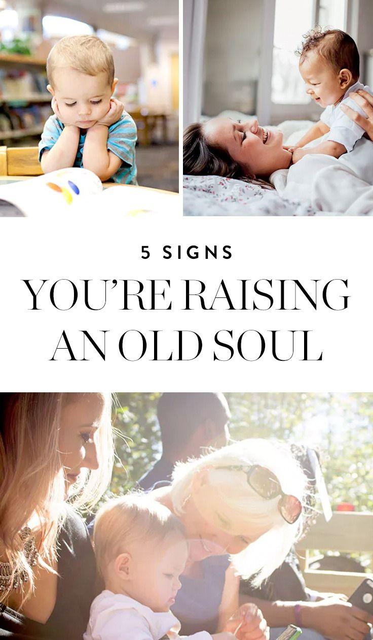 5 Signs You're Raising an Old Soul   Parenting 101   Pinterest