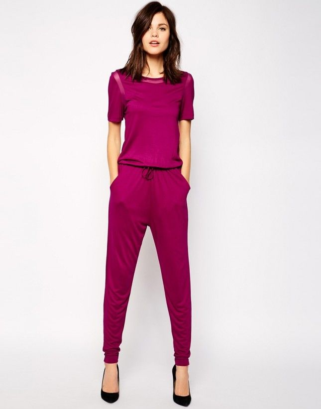 22 Glitzy Jumpsuits to Rock This Holiday via Brit + Co.