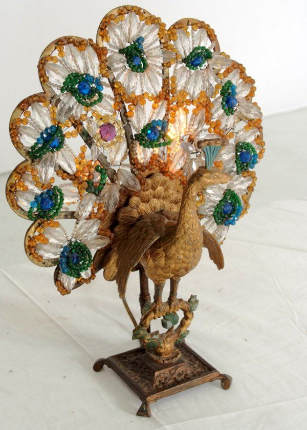wedding cake ideas photos antique bronze and glass beaded peacock lamp http 22929