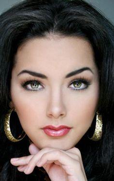 Pin De Andrea Morales En Rostros Belleza De Mujer Rostros Belleza Mujer