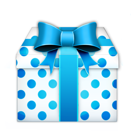 Boxes‿ ⁀°•• Birthday party clipart, Birthday clips