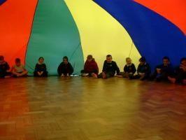Parachute games in gym class were the best days!   Teacher life ...