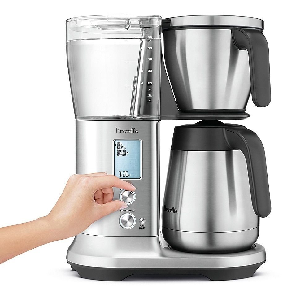 Breville the precision brewer 12cup thermal craft