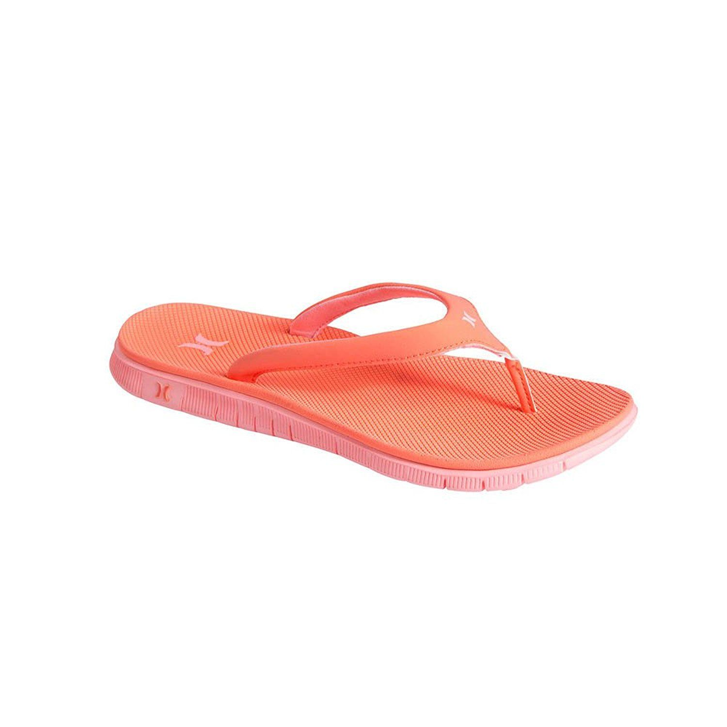 d4452a65e0d8bb Hurley Womens YC Phantom Sandals Coral     Check this awesome image   Flip  flops