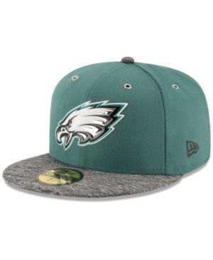 c9d7afacd New Era Philadelphia Eagles 2016 NFL Draft On Stage 59FIFTY Fitted Cap -  Sports Fan Shop By Lids - Men - Macy s