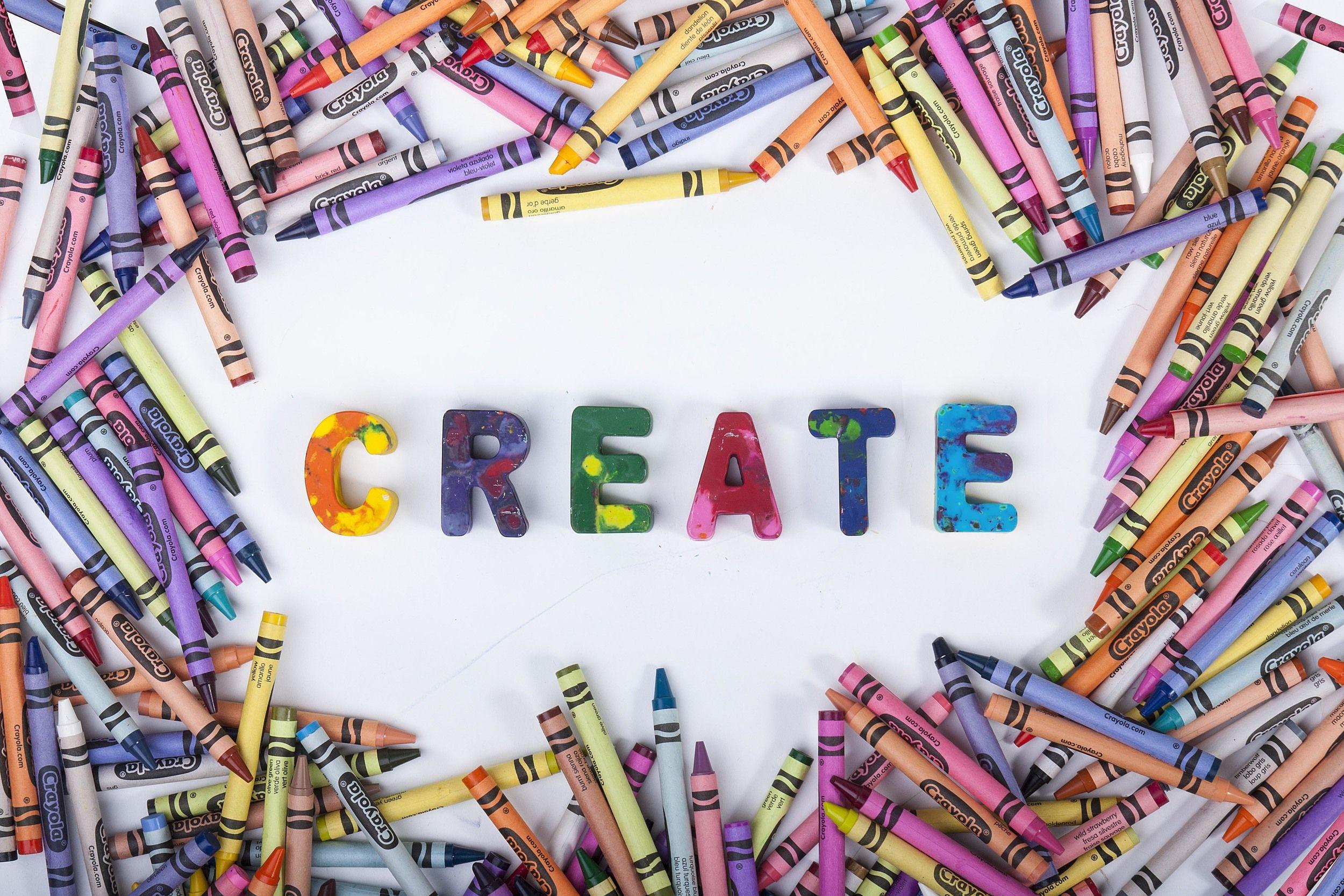 Create: Creative Gift Idea for Kids age 3 through 9