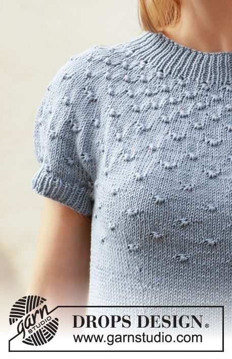 Enchanted Evening / DROPS 211-1 - Free knitting patterns by DROPS Design