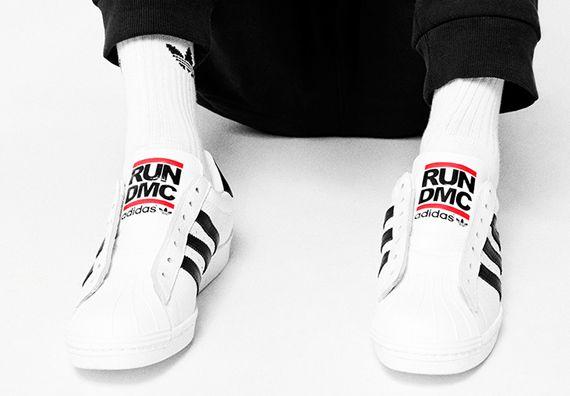 RUN DMC x adidas Originals Superstar