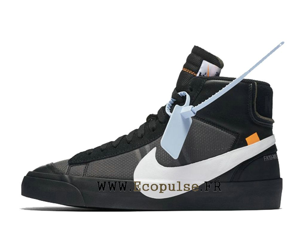 cheaper 829db 44ae9 Nouveau 2018 Off White X Nike Blazer Mid