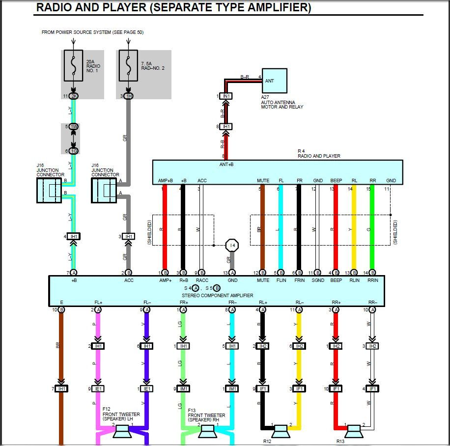 50 Kenwood Stereo Wiring Diagram Ib8s