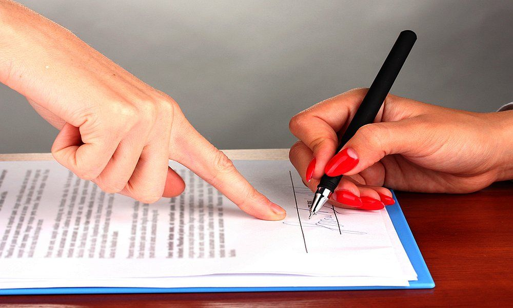 3 Contract Agreements Every Small Business Should Have Good to - business contract agreement