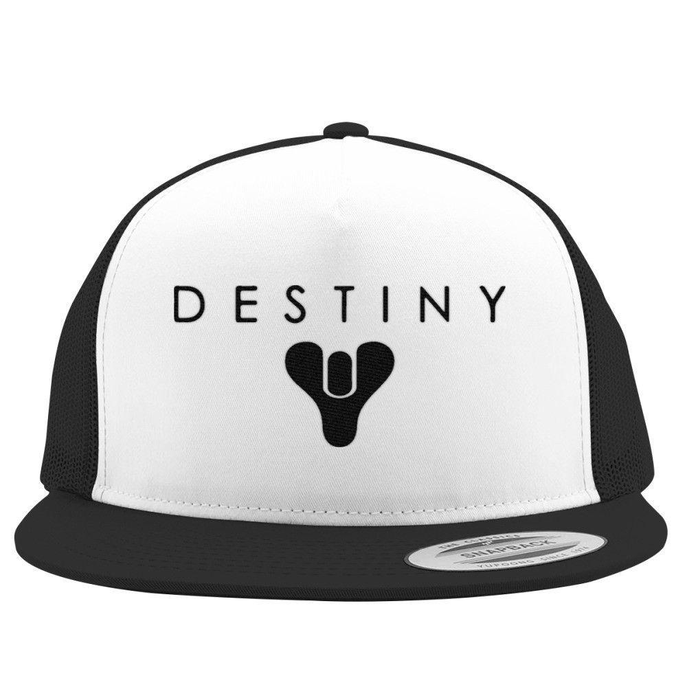 Destiny Logo Embroidered Trucker Hat