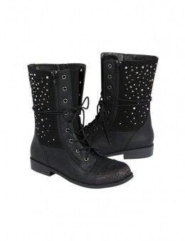 Love Girls Shoes Boots Girls Combat Boots Girls Boots