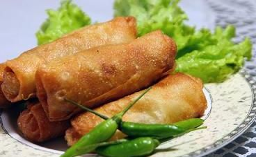 Resep Lumpia Rebung Goreng Praktis Masakan Indonesia Resep Makanan
