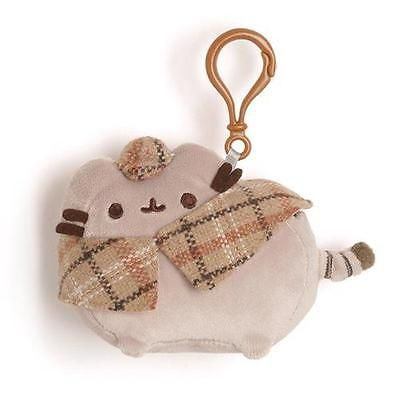 Web Comic Licensed 4.5 DeteCTIVE PUSHEEN Cat With Costume Clip-On Mini PLUSH  sc 1 st  Pinterest : pusheen the cat costume  - Germanpascual.Com
