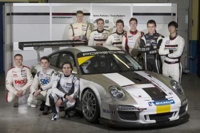 Il prototipo sportivo LMP1 gestito dal team ufficiale di Weissach