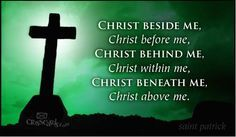 Prayer St Patrick Quotes