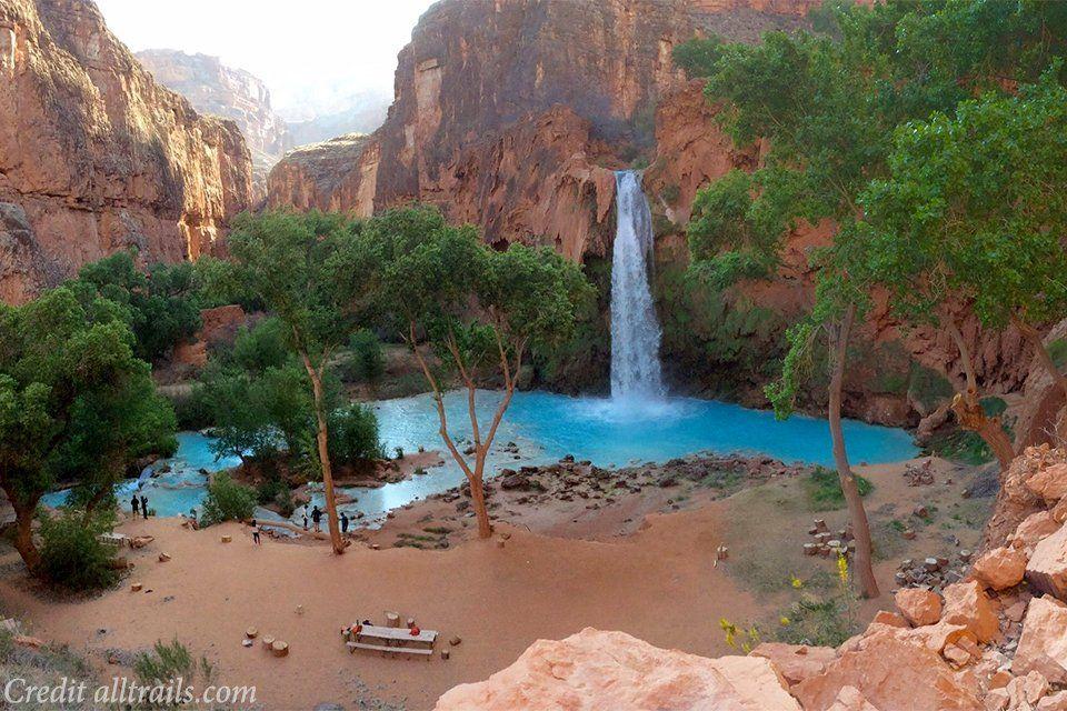 Day Trippers Fun Arizona Day Trips From Lake Havasu City 6 In 2020 Havasu Falls Arizona Day Trips Lake Havasu City Arizona