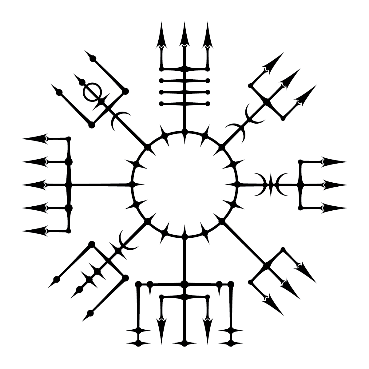the gallery for gt norse symbols for strength