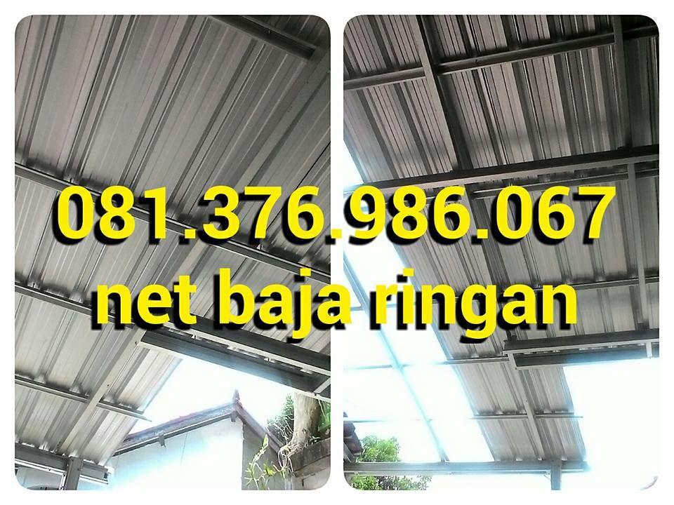 Harga Rangka Baja Ringan Jogja 081 376 986 067 Atap 120 Rb M2 Kanopi 174 Melayani Jateng