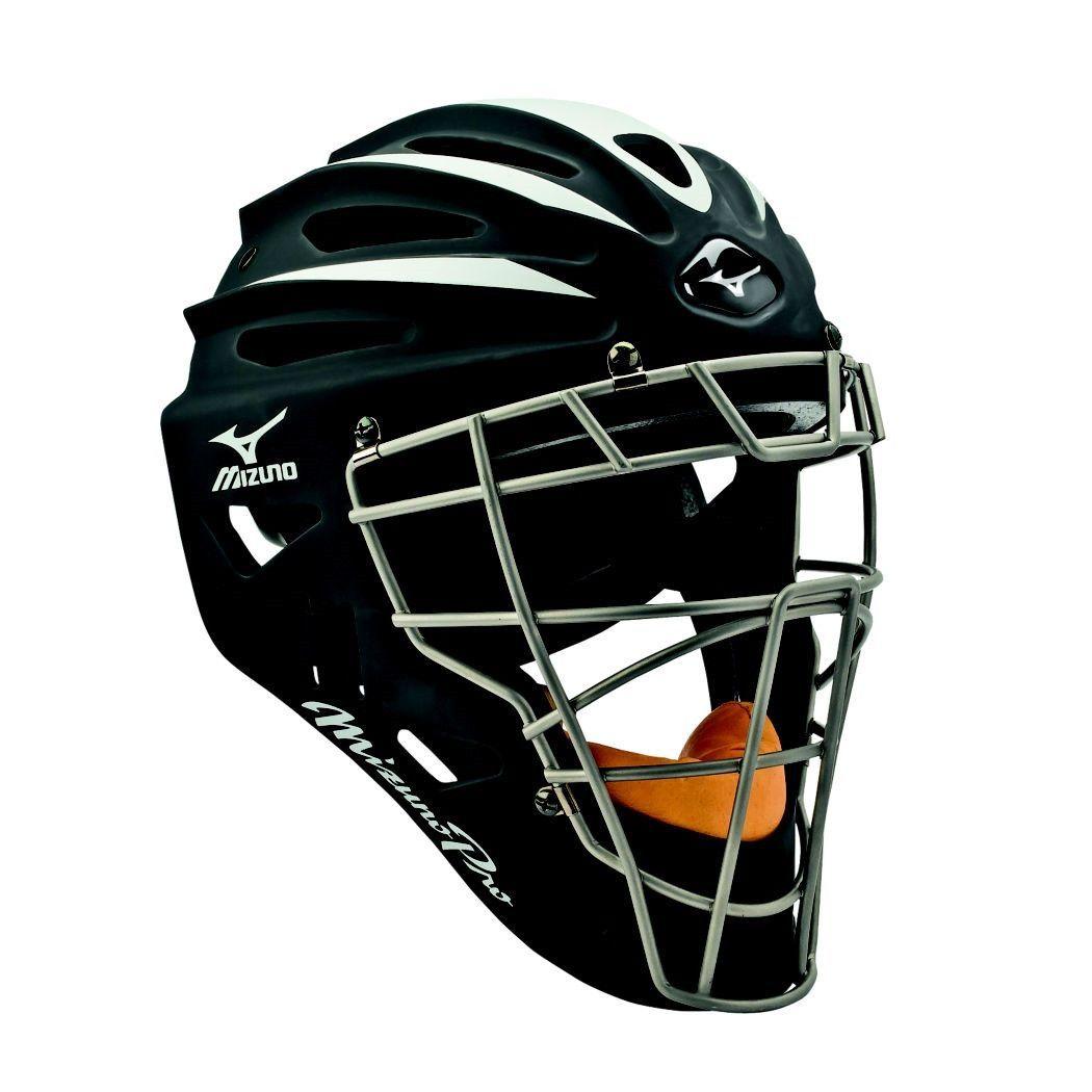 0c91d996704 Mizuno Pro Catchers Helmet G2 - Adult - Black