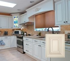 Charleston Antique White Cabinets | Best 2000+ Antique decor ideas on