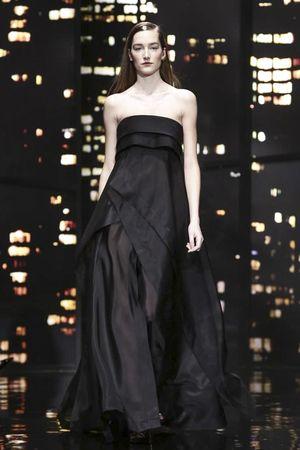 Donna Karan Ready To Wear Fall Winter 2015 New York - NOWFASHION