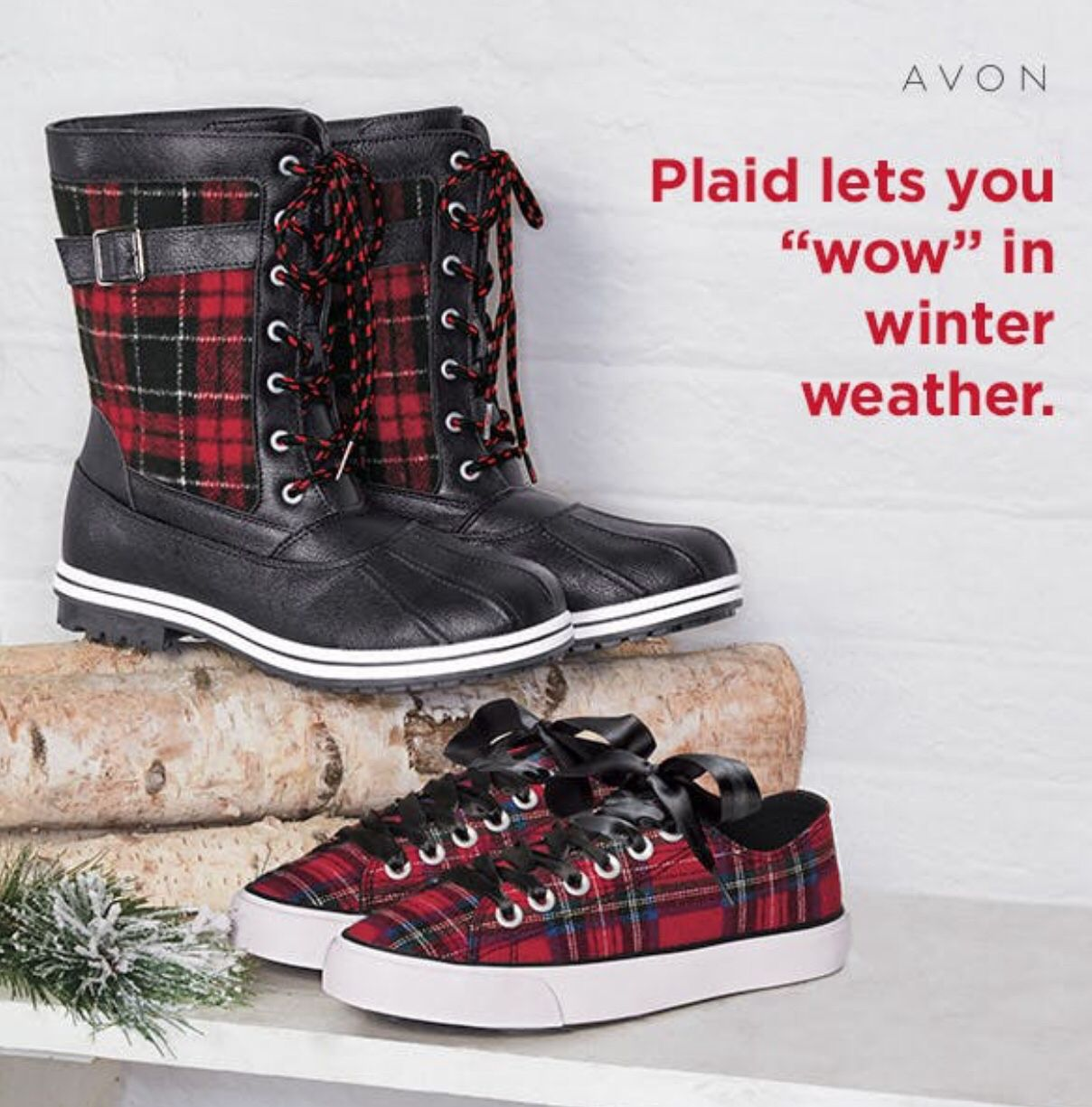 Plaid boots and sneakers | Boots, Plaid