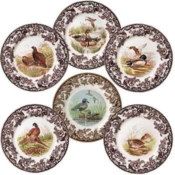 DINNER PLATES  sc 1 st  Pinterest & Spode u2013 the woodland dinner plate | Dinnerware China porcelain and ...