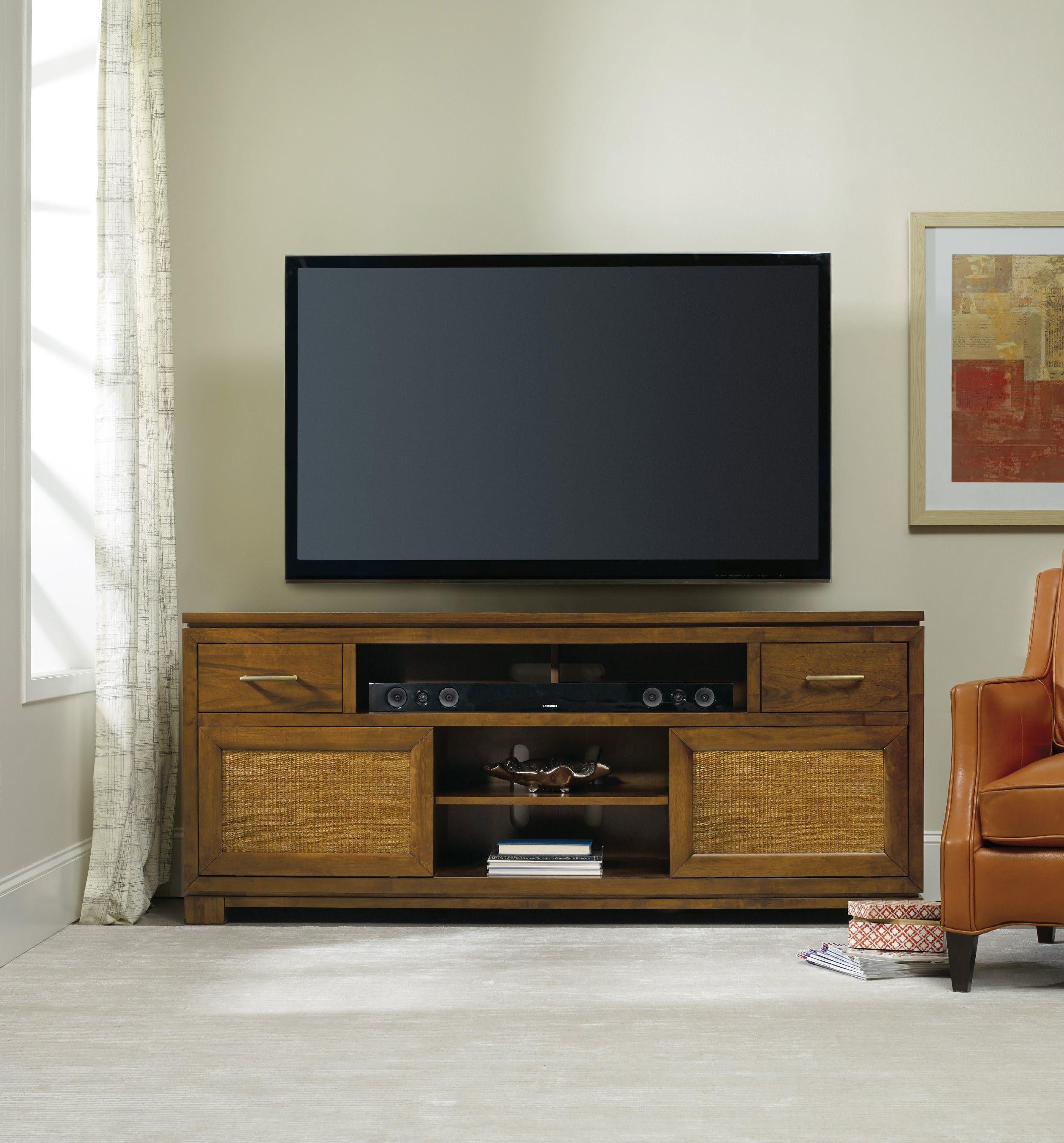 hooker furniture entertainment center hooker furniture viewpoint entertainment console 532855472 cks