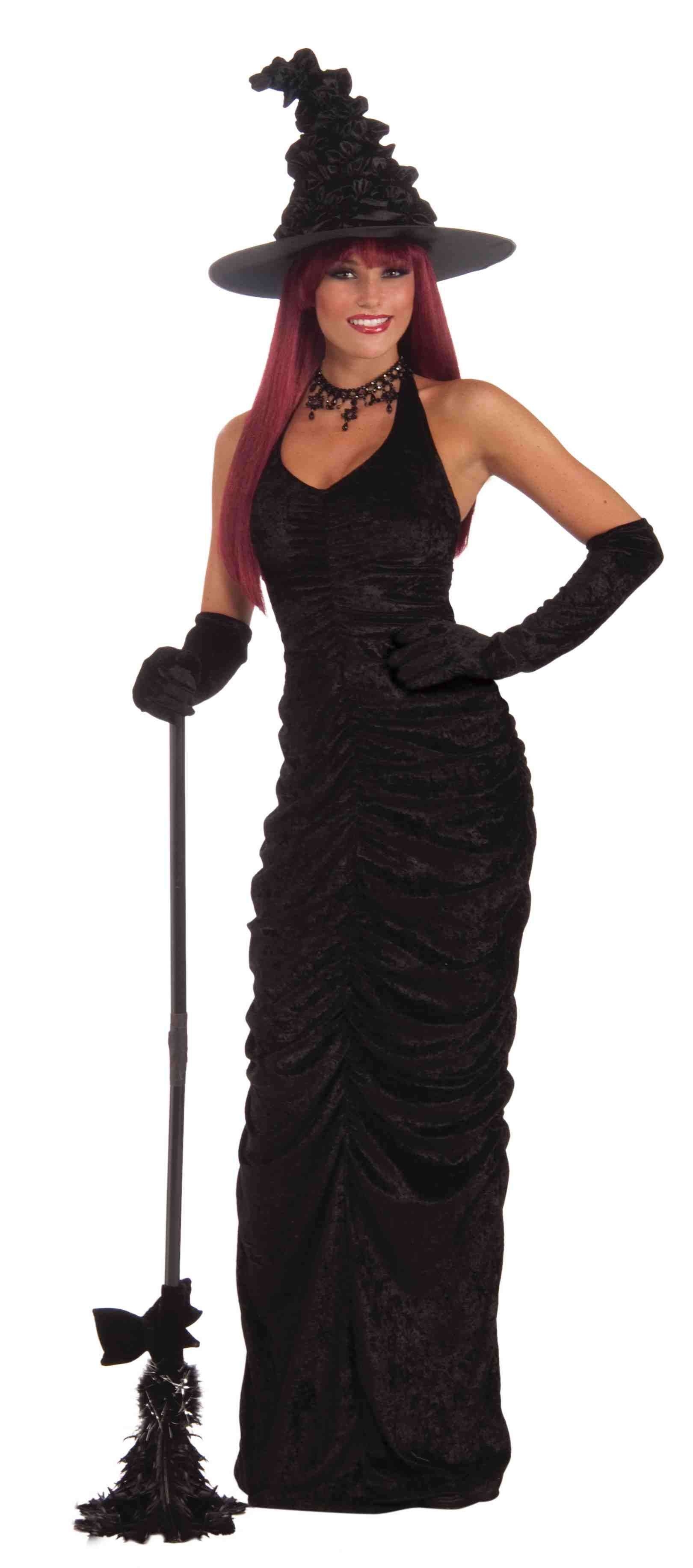 Black Magic Mistress Witch Costume | Witch costumes, Black magic ...
