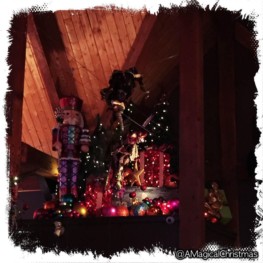 Nutcracker decorations.
