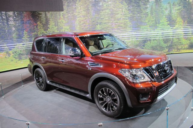 Wonderful 2018 Nissan Armada Price, Towing Capacity   Car Announcements 2018 2019
